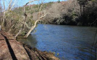 Lot 9 Toccoa Riverbend, Blue Ridge GA