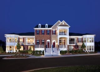 Brier Creek Country Club - Cottages Collection by Toll Brothers