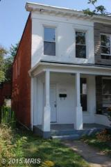 2504 West Mosher Street, Baltimore MD