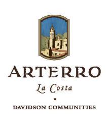Arterro by Davidson Communities