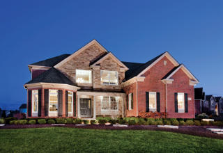 Island Lake of Novi - Executive Collection by Toll Brothers