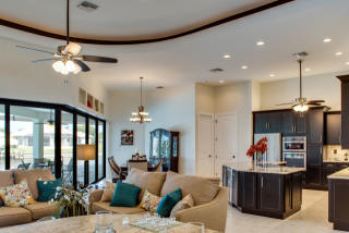 Cape Coral Yacht Club Area by Tudor Villas