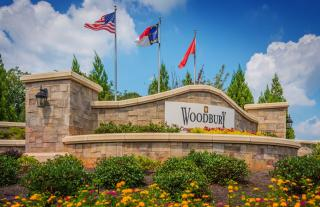 Woodbury by Centex Homes