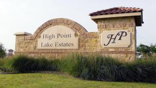 High Point Lake Estates by D.R. Horton