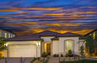 Evergreen at Skye Canyon by Pulte Homes