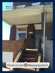 502 N Ellwood Ave, Baltimore, MD 21205