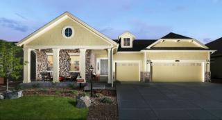 Heritage Todd Creek : The Heritage Collection by Lennar