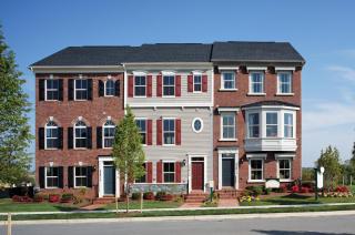 Clarksburg Village (Townhomes) by Craftmark Homes