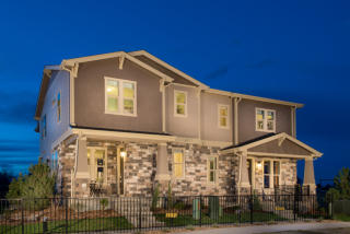 Westwoods Mesa Paired Homes by KB Home
