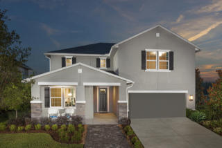 The Crossings at Glen St. Johns by KB Home