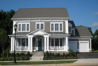 Maple Lawn by Mitchell & Best Homes
