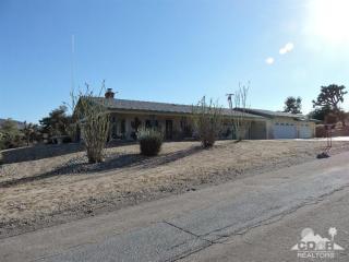 54743 El Prado Trail, Yucca Valley CA