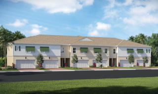 Park Central at Cypress Key Townhomes by K Hovnanian Homes