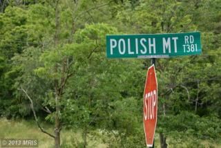 Polish Mountain Road #1, Clearville PA