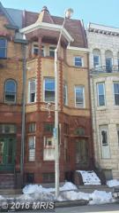 1706 Saint Paul Street, Baltimore MD