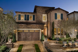 Bella Vista at Porter Ranch - Bluffs Collection by Toll Brothers