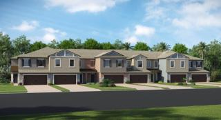 Hidden Oaks Townhomes by Lennar
