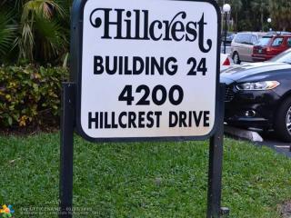 4200 Hillcrest Drive #310, Hollywood FL
