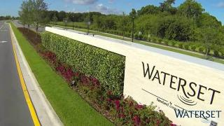 Waterset Lake by Homes by Westbay