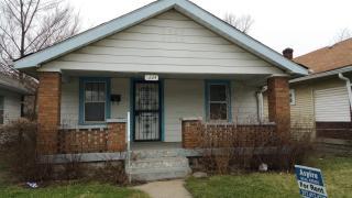1224 N Belleview Pl, Indianapolis, IN 46222