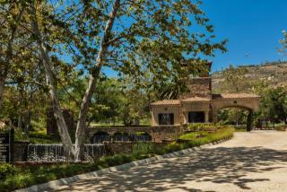 Via Rancho Cielo, Rancho Santa Fe CA