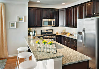 Westborough Village - The Terraces Collection by Toll Brothers