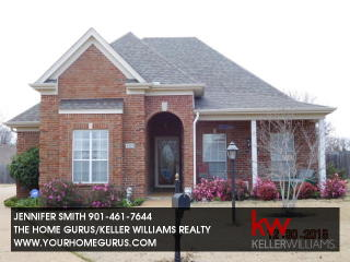 4539 Westminister Circle, Southaven MS