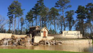Fosters Ridge by D.R. Horton