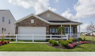 Falls Pointe Clusters by K Hovnanian Homes
