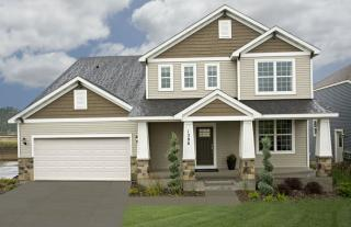 New Brighton Single Family-Expressions Collection by Pulte Homes