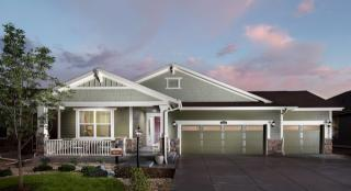 Heritage Todd Creek : The Masters Collection by Lennar