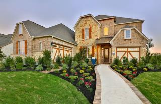 Alamo Ranch-Austin Grant by Pulte Homes