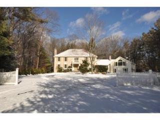 828 Strawberry Hill Road, Concord MA