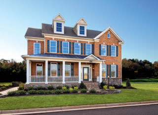Moorefield Green - The Huntington by Toll Brothers