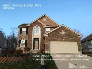 4678 Thomas David Dr, Morrow, OH 45152