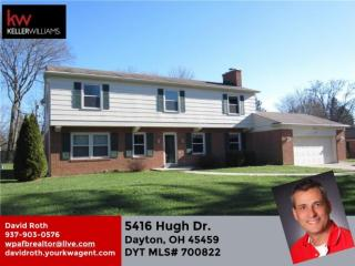 5614 Hugh Drive, Centerville OH
