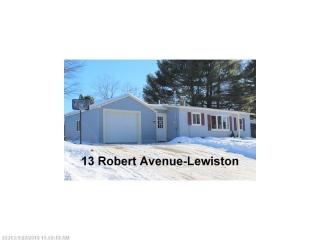 13 Robert Avenue, Lewiston ME