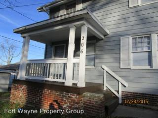 206 W Packard Ave, Fort Wayne, IN 46807