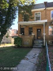 2401 Shirley Avenue, Baltimore MD