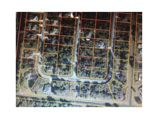 Lot 16 Torino Street, North Port FL