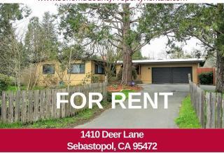 1410 Deer Ln, Sebastopol, CA 95472