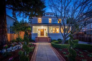 115 Waverley Street, Palo Alto CA
