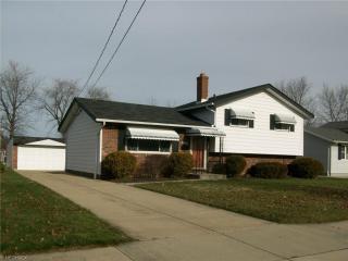 13960 Dalebrook Avenue, Brook Park OH