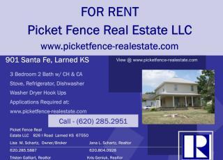 901 Santa Fe St, Larned, KS 67550