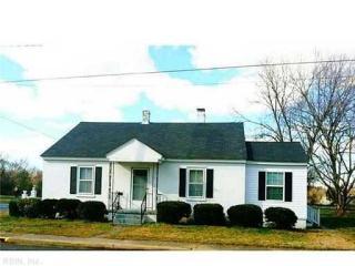 18111 Virginia Ave, Boykins, VA 23827