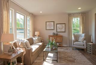 Townes at Woodman by HHHunt Homes