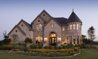 Terracina at Flower Mound by Toll Brothers