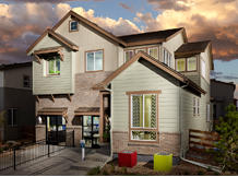 Reunion - SPACES Collections by Shea Homes-Family
