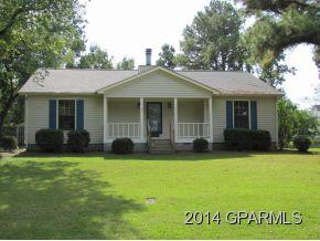 1072 Pine Drive, Winterville NC