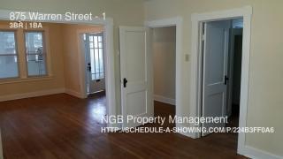 875 Warren St #1, Albany, NY 12208